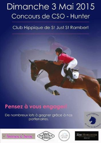 Club Hippique Saint Just Saint Rambert