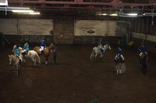 Challenge poneys 01/2016