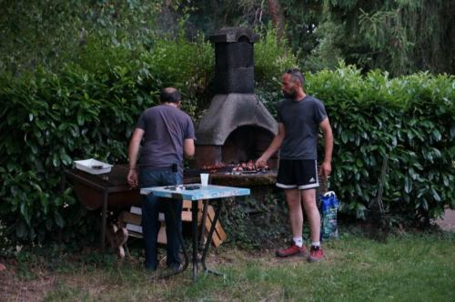 Fête club 06/2017 Barbecue